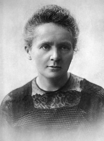 ماري كوري (1867-1934)