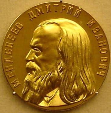 ميدالية مندلييف