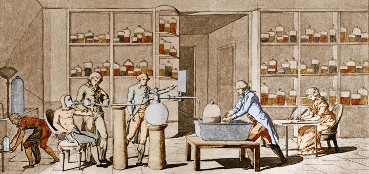أنتوان لافوازييه … أبو الكيمياء الحديثة