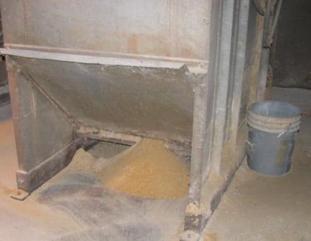 الانفجارات الغبارية_الحفاظ على النظافة