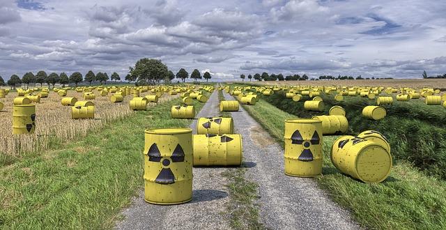 طفرة في بحوث الكيمياء يمكنها أن تحسن تقنيات إعادة تدوير النفايات النووية