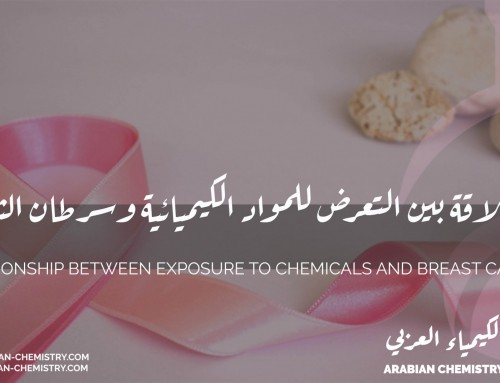 العلاقة بين التعرض للمواد الكيميائية وسرطان الثدي